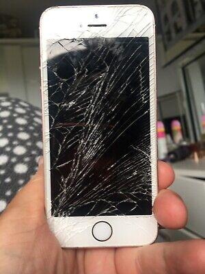 Apple iPhone 5s - 16GB - Gold (Three) A1457 (GSM)