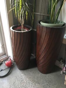 Planters  - MOVING must sell!!