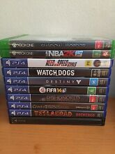 PS4 GAMES & XBOX ONE GAMES Old Toongabbie Parramatta Area Preview