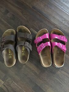 Girls Birkenstocks & Betula Sandals