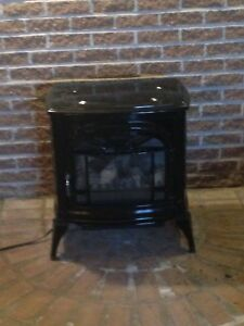 """Electric """"wood-stove"""""""