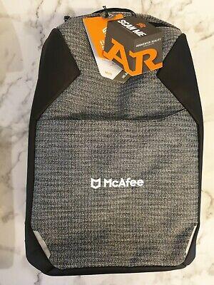 """STM Myth Pack 18L Backpack Bag with Protection for 15"""" Laptop - Granite Black"""