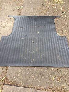 Toyota Hilux rubber tub mat North Parramatta Parramatta Area Preview
