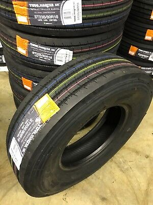 ST235/80R16 Tow-Master ASC All Steel Trailer Tire 2358016 14 ply