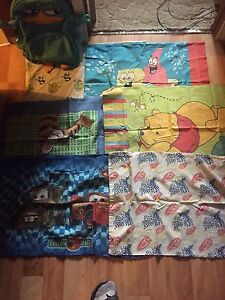 Baby blankets and pillow cases
