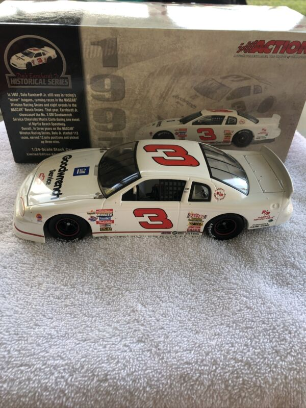 DALE EARNHARDT #3 /& JR #1 NASCAR COCA COLA PIT ROW SERIES SET NEW IN PACKAGES