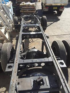 Various Trucks Differentials, Axles and Tail Shafts Available Chipping Norton Liverpool Area Preview