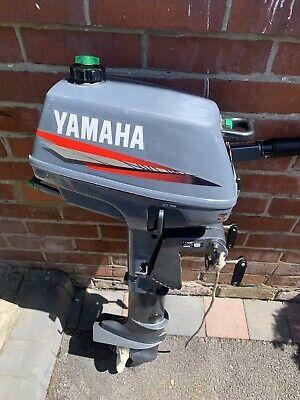 Yamaha Outboard 3 Hp Malta