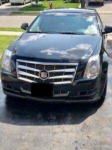 2008 Cadillac CTS with pano roof