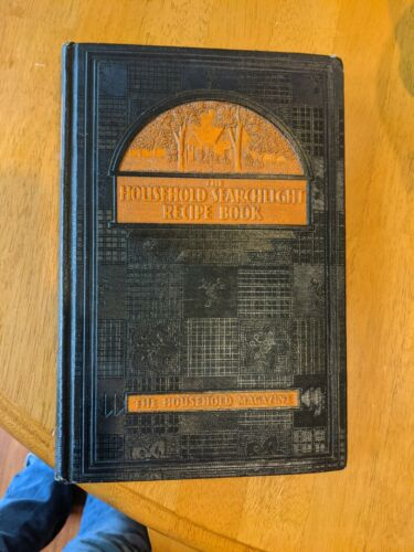 The Household Searchlight Recipe Book 1940 Tabbed Household Magazine Cookbook - $24.99