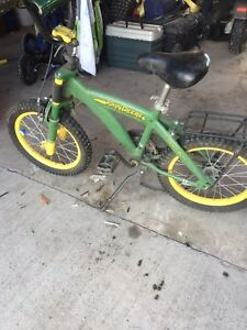 Kids John Deere Bicycle