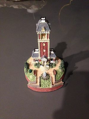 Liberty Falls Bell Tower Ah333  Village Accessory By International Resourcing