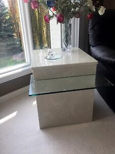 Marble tables OBO