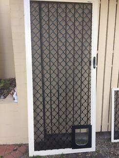 Intruder Guard Primrose Diamond Security Grill Sliding Door