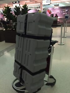 Trade Show Display Carrying ATA Transport Case