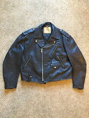 Vintage Beck Arnley Leather Jacket, used for sale  Shipping to India