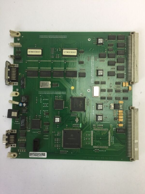 ABB ETHERNET CIRCUIT BOARD 3HNE 00074/ NIOC PCB REV 5.0