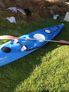 Spirit 4.1 m kayak Albany Albany Area Preview