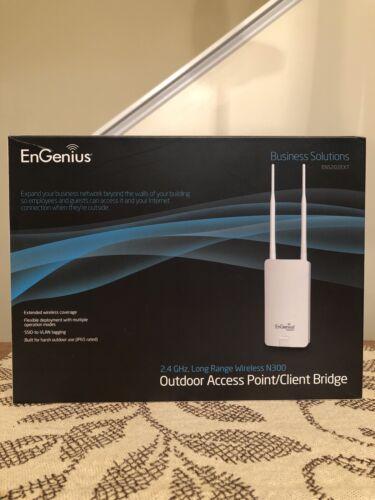 EnGenius Technologies Long Range 2.4GHz Wireless Outdoor Acc