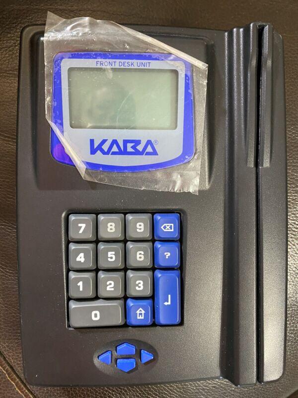 Kaba Llco G4 Front Desk Unit