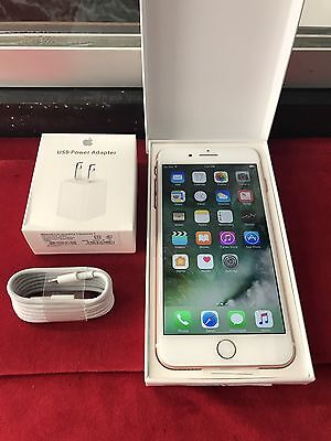iPhone 7 Plus Rose Gold 128Gb Factory Unlocked Overseas Only. USA Sprint & Boost