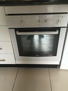 Whirlpool electric oven $300 Ryde Ryde Area Preview