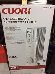 Space heater brand new