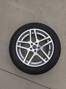 """20"""" wheels with winter tires"""