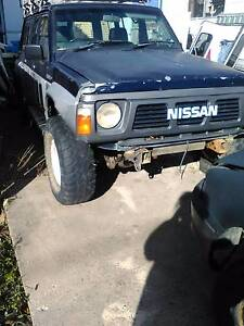 1989 Nissan Patrol Wagon Liverpool Liverpool Area Preview
