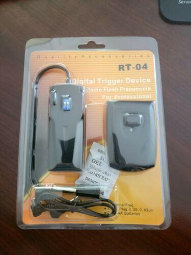 Photo Studio 2 Channel Radio Remote Trigger Receivers for Flash Strobe Lighting