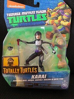 Teenage Mutant Ninja Turtles TMNT Totally Turtles KARAI Casey Don Mikey Raph Leo