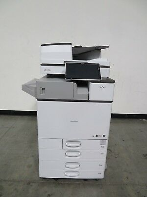 Ricoh MPC3004 C3004 color copier printer scanner - 30 ppm color - Only 45K meter for sale  Shipping to Nigeria