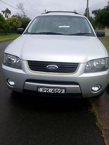 2005 Ford Territory Wagon St Marys Penrith Area Preview