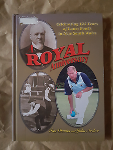 Royal anniversary celebrating 125 years of lawn bowls in NSW Macquarie Fields Campbelltown Area Preview
