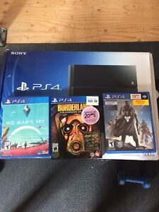 Console Playstation 4 PS4