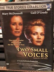 True Stories Collection - Two Small Voices (DVD) Gail O'Grady, Mary McDonnell,