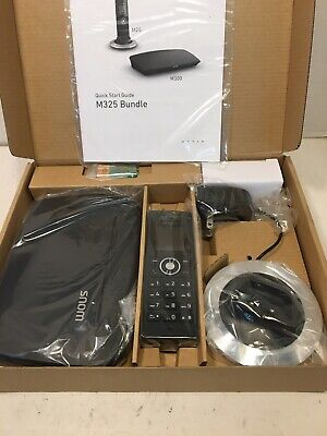 Snom M325 Wireless Sip Voip Dect Bundle Phone With Handset And Base Station