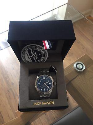 Jack Mason Diver Automatic 42mm Watch