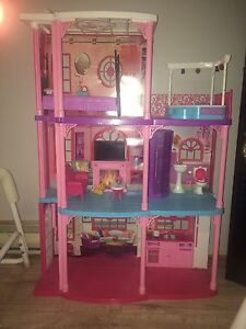 3 Story Barbie House