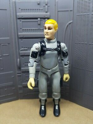 G.I JOE ACTION FORCE UK / Europe  Moondancer Vintage Grey Blonde 1984 Palitoy