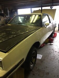 1986 Grand Prix t-top Gbody looking to trade or sell