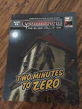 Commando comic books Biggera Waters Gold Coast City Preview