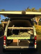 2012 Toyota Hiace Campervan 4 seats, 4 beds Bibra Lake Cockburn Area Preview