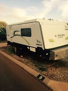 2015 Jayco Nickol Roebourne Area Preview