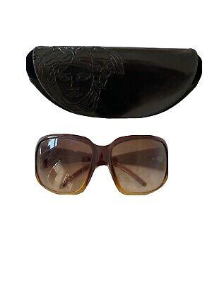 versace ladies sunglasses Brown