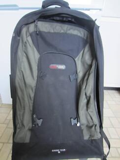 Black Wolf Grand Tour 85 Rolling Back Pack