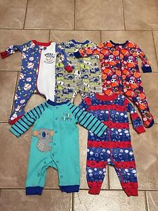Children's Place and Small Wonders 3-6 month sleepers - PPU
