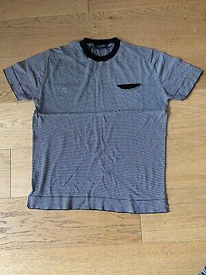 john Smedley T-shirt, mens medium