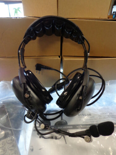 NEW!!!! OTTO V4-10146 OVER-THE-HEAD HEADSET