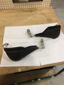 Aluminum bark busters hand guards
